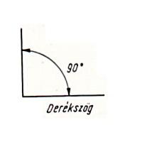 Meredek tetőlejtés - 85°-90°