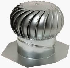 Turbina szellőző